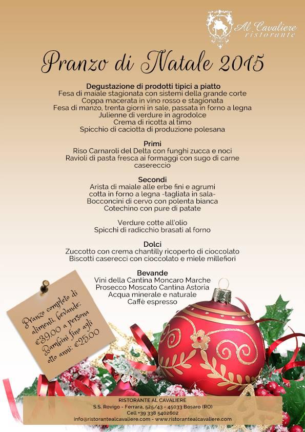 Menu Di Natale Tradizionale Veneto.Ristorante Di Carne Rovigo Archivi Pagina 19 Di 20 Ristorante Al Cavaliere Rovigo