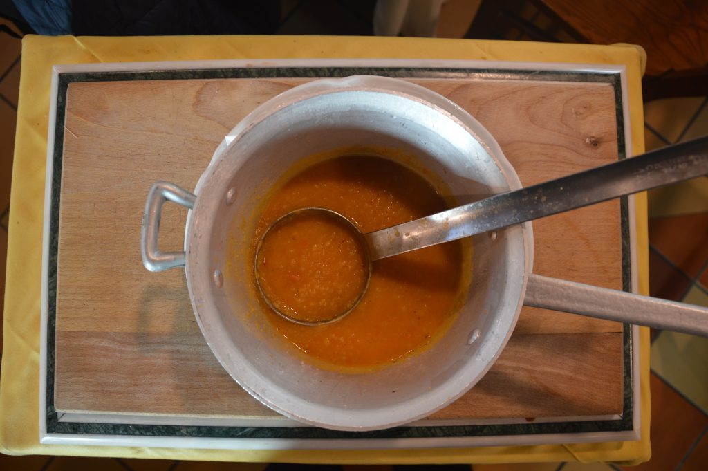 Zuppa o minestra?