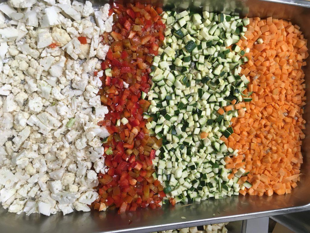 primavera: i colori delle verdure